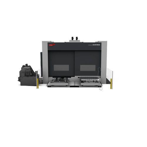 CNCマシニングセンタ / 4軸 / 5 軸 / 縦型