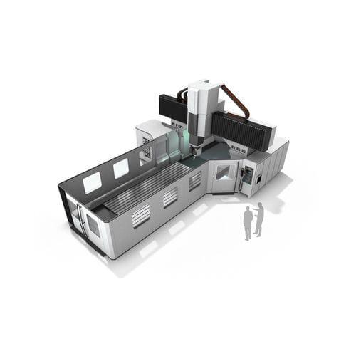 CNCマシニングセンタ