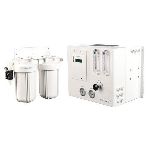 淡水処理システム