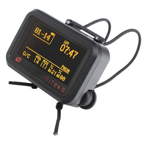 ブレスレット腕時計潜水用コンピュータ / ナイトロックス / コンパス付き