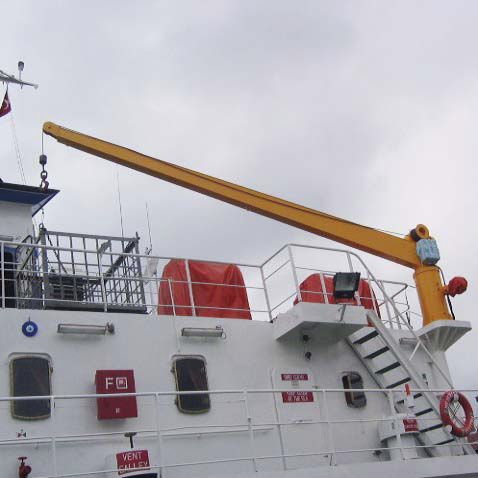 ブームクレーン / 船用 / デッキ