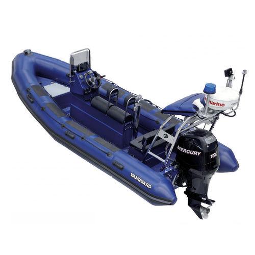 監視船 / 船外 / 複合艇