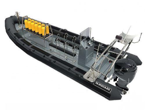 軍船業務用ボート / 船外 / 複合艇