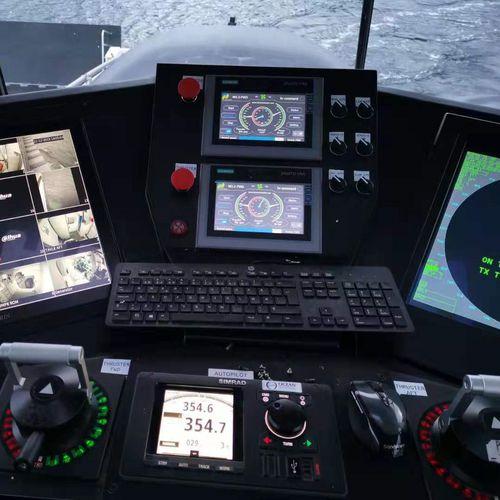 業務用ボート用操作盤