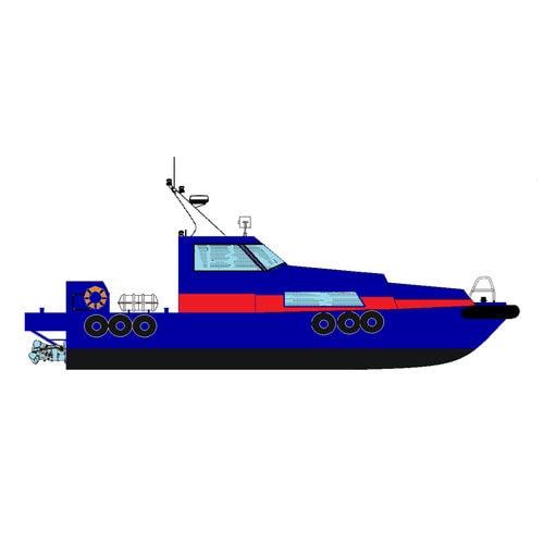 水先船業務用ボート