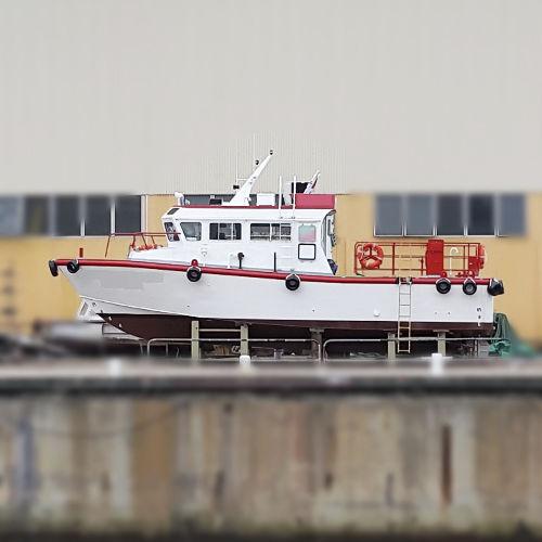 乗組員ボート / アルミ製