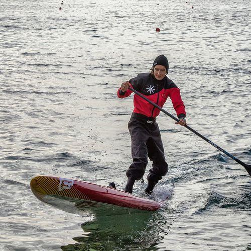 水上スポーツ用ドライスーツ