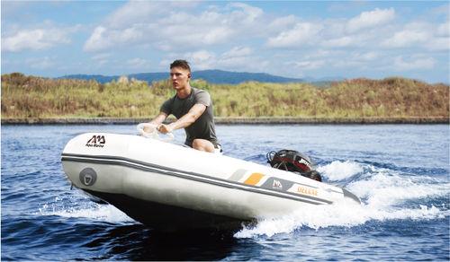 船外インフレータブルボート / スポーツ / 釣り用 / 3人