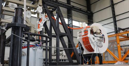 船用ウィンチ / ROV (遠隔操作無人探査機)のアンビリカル ケーブル / 油圧モーター