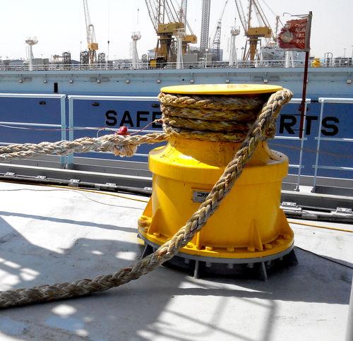 船用キャプスタン