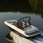 船内ランナバウトボート / デュアルコンソール / ボウライダー / スポーツ釣り