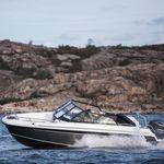 船外機ランナバウトボート / デュアルコンソール / 水上スキー / クルージング