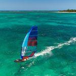 スラローム用ウインドサーフィンの帆