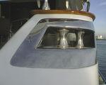 ヨット用フェアリーダー / ローラー / はめ込み式 / ステンレススチール製