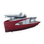 建設用オフショア支援船