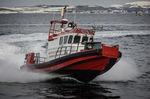 消防艇業務用ボート / 船内機 / アルミ製