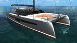 カタマランセーリングヨット