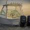船外キャビン クルーザ / ツインエンジン式 / ハードトップ / スポーツ釣り