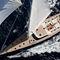 クルージング豪華帆船 / クルージング競技 / カーボン製 / キャビン5つ