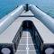 船外機インフレータブルボート / 半硬質 / 水陸両生