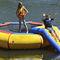 トランポリン水中遊具