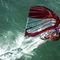 レース用ウインドサーフィンの帆