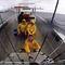 船外ランナバウトボート / ツインエンジン / セントラル コンソール / スポーツ釣り