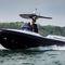 船内インフレータブルボート / 半硬式 / セントラル コンソール / ヨット用付属品