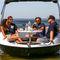 ジェットスキー推進ランナバウトボート