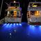 ボート用海中照明 / LED / スルーハル