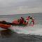 救助船業務用ボート / インボードウォータージェット / アルミ製