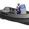 作業船業務用ボート / 船内 / アルミ製