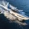 スポーツモーターヨット / ハードトップ / 滑走船体 / 寝台7つ