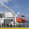 船用ダビット / 救助船用 / 油圧