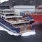 ヨット用サポートオフショア支援船