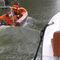 水上スポーツ用牽引バー