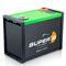 12 VマリンバッテリーNomia 210AhSuper B Lithium Power B.V.
