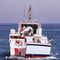 イワシ漁船