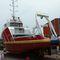 海洋調査船持上げフレーム