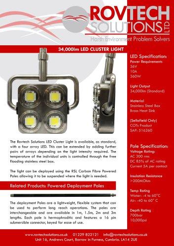 RSL Cluster Light