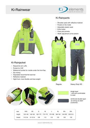 Ki-Rainwear