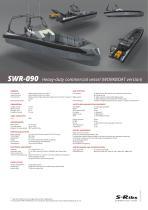 SWR-090 (PDS.SWR-090.03) Workboat/Divers Support Version