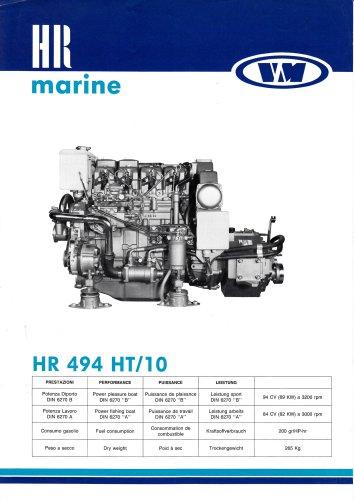 HR 494 H/10