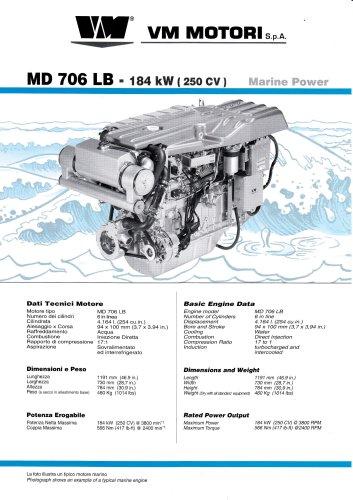 MD 706 LB