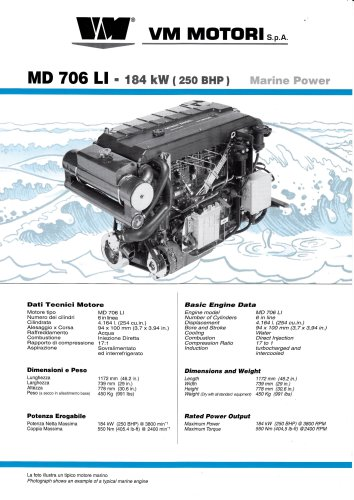 MD 706 Ll