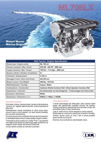 ML706 LX