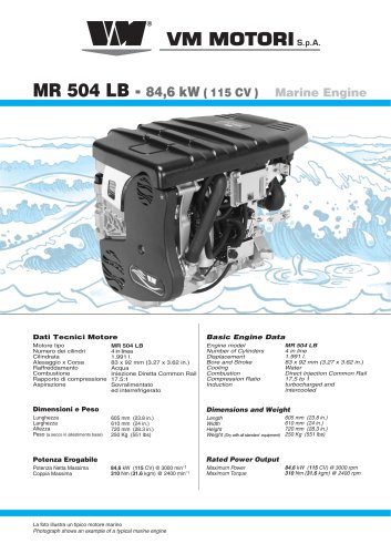 MR 504 LB