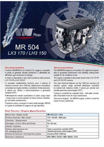MR 504 LX3