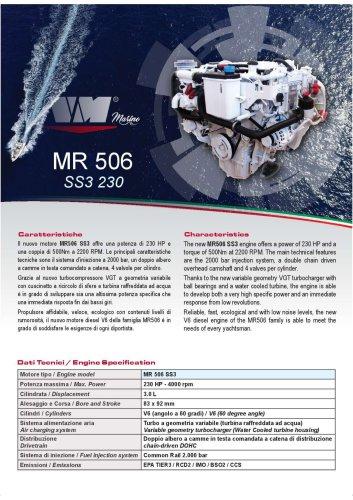 MR 506 SS3