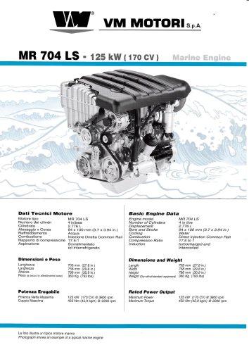 MR 704 LS